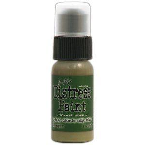 Tim Holtz Distress Paint - Forest Moss